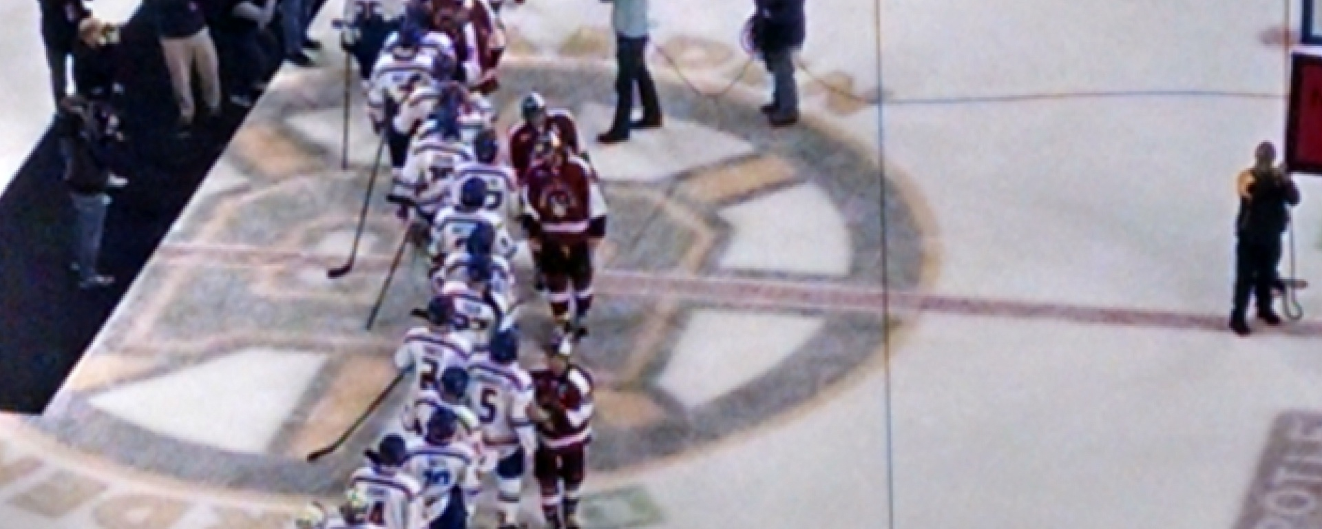 Hockey East Championship Coverage in Boston 2016 – Marisa Ingemi